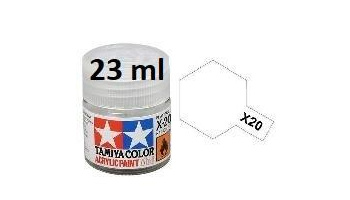 X-20 Thinner 23ml X20 - Tamiya