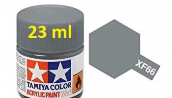 XF-66 Light Grey Acrylic Paint 23ml XF66 - Tamiya