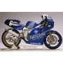"Yamaha FZR750 ""Gauloises"" Bol d'or 1985 - Blue Paint - Zero Paints"