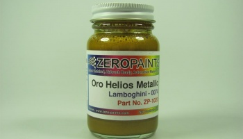 Lamborghini Oro Helios Metallic - Zero Paints
