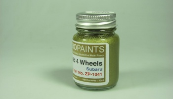 Gold for Subaru Wheels 30ml - Zero Paints