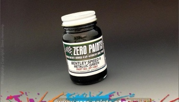 Bentley Speed 8 Green - Zero Paints