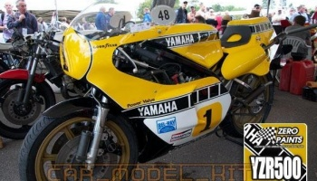 Yamaha YZR500 (Kenny Roberts) 60ml - Zero Paints