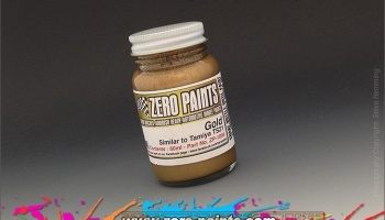 Gold Paint - Simular to TS21 - Zero Paints