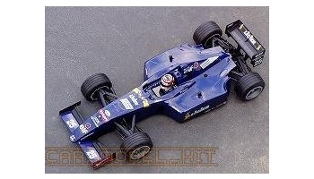 Ligier JS41 Dark Blue - Zero Paints