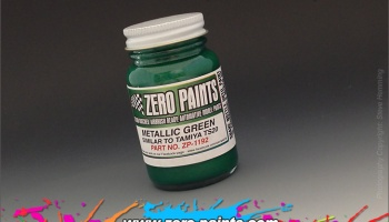 Metallic Green (Similar to TS20) - Zero Paints