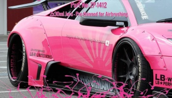 Lamborghini Murcielago LB Performance Pink 2x30ml - Zero Paints