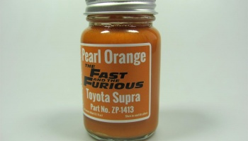 Fast and the Furious Toyota Supra Orange Pearl Paint 60ml - Zero Paints