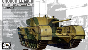 CHURCHILL MK III (1:35) - AFV Club
