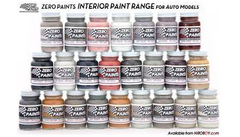 Beige Interior Colours - Zero Paints