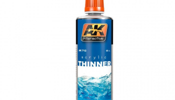 ACRYLIC THINNER - AK-Interactive