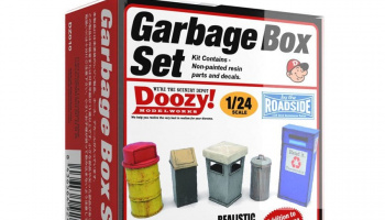 GARBAGE BOX SET - AK-Interactive