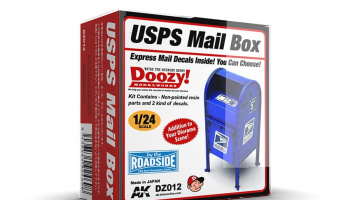 USPS MAIL BOX - AK-Interactive