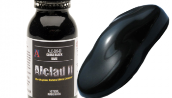 Gloss Black Base Primer ALC305-60 - Alclad II