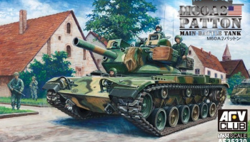 M60A2 Patton 1/35 - AFV Club