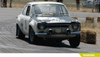 Ford Escort RS 1600Mk I. - Decalcas