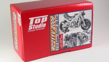 Honda RC211V Super Detail-Up Set - Top Studio