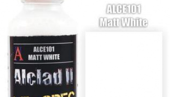MATT WHITE - 30ml - Alclad II