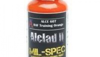 RAF TRAINING ORANGE - 30ml - Alclad II