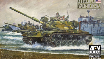 M60A1 Patton (1:35) - AFV Club