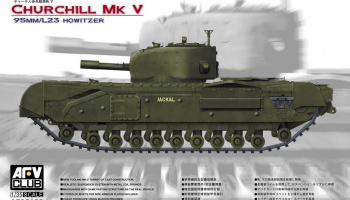 Churchill Mk V (1:35) - AFV Club