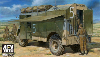 AEC Dorchester 4x4 ACV (Full Interior) (1:35) - AFV Club