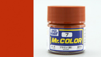 Mr. Color C 007 - Brown Gloss - Gunze