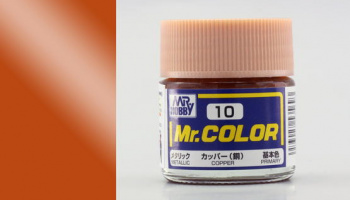 Mr. Color C 010 - Copper - Gunze