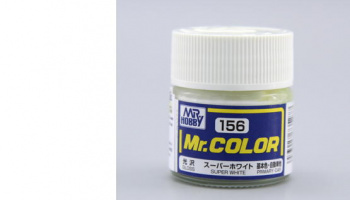 Mr. Color C 156 - Super White IV Gloss - Gunze