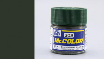 Mr. Color C 302 - FS34092 Green - Gunze