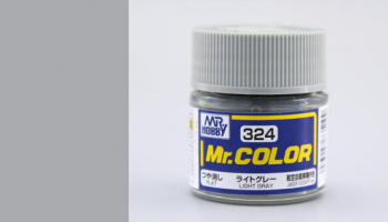 Mr. Color C 324 - Light Gray - Gunze