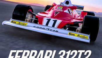 Ferrari 312T2 1:12 - Model Factory Hiro