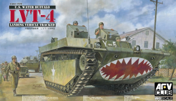 LVT-4 Buffalo (Early Type) 1/35 - AFV Club