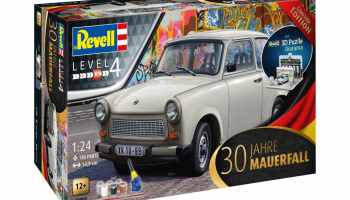 "Gift-Set diorama 07619 - 30th Anniversary ""Fall of the Berlin Wall"" (1:24) - Revell"