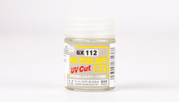Mr.Color GX Super Clear III UV Cut Gloss - Gunze