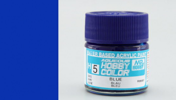 Hobby Color H 005 - Blue Gloss - Gunze