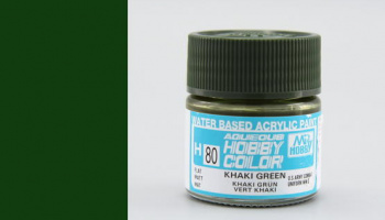 Hobby Color H 080 - Khaki Green - Gunze