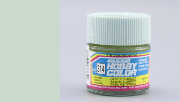 Hobby Color H 314 - FS35622 Blue - Gunze