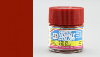 Hobby Color H 414 - RLM23 Red - Gunze