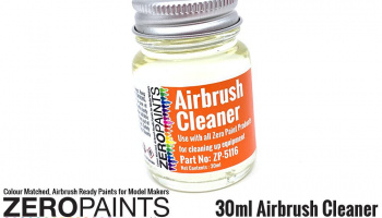 30ml Airbrush Cleaner - Zero Paints