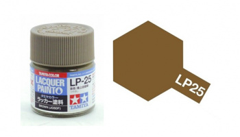 LP-25 Brown (JGSDF) 10ml - Tamiya
