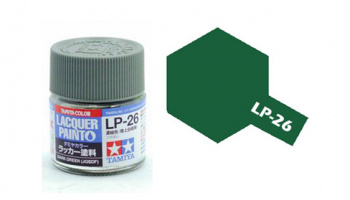 LP-26 Dark Green (JGSDF) 10ml - Tamiya
