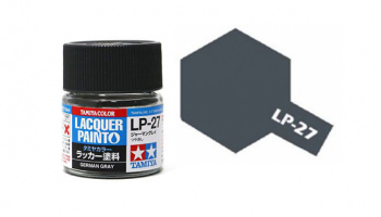 LP-27 German Gray 10ml - Tamiya