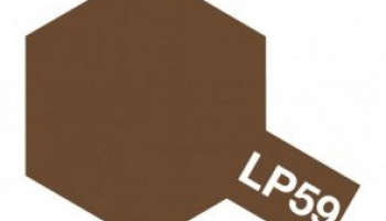 LP-59 NATO Brown 10ml - Tamiya