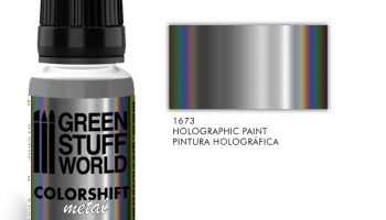 Holographic Paint - Green Stuff World