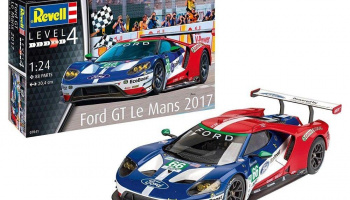 Ford GT LeMans 2017 - Revell