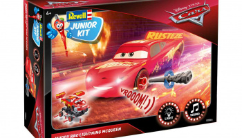 Cars 3 - Lightning McQueen Crazy 8 Race - Revell