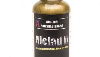 Polished Brass (ALC109) - Alclad II