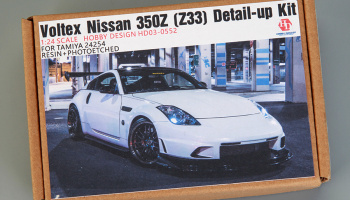 Voltex Nissan 350Z (Z33) Detail-up Kit  For Tamiya 24254 - Hobby Design