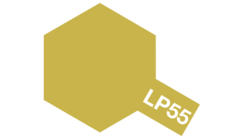 LP-55 Dark Yellow 2 10ml - Tamiya